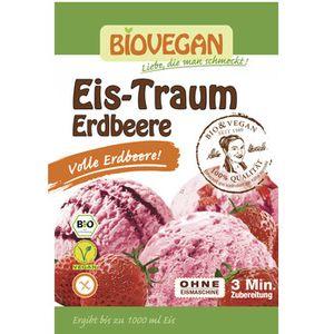 Inghetata de capsuni fara gluten Eco/Bio 86 g Biovegan
