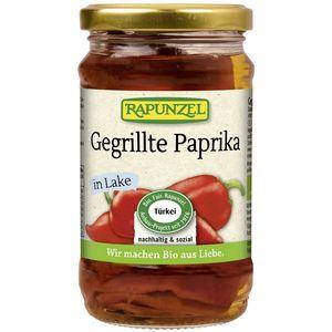 Ardei rosu copt in saramura Rapunzel