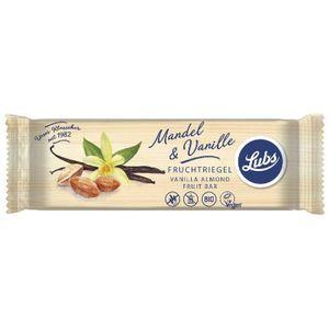 Baton cu migdale si vanilie fara gluten Lubs