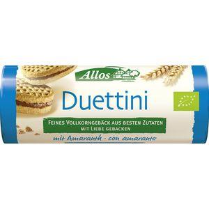 Biscuiti bio mini cu crema Allos