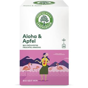 Ceai aloha & mar x20 plicuri Lebensbaum
