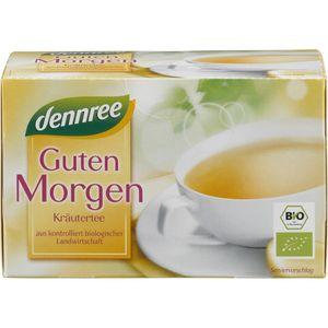 Ceai bio buna dimineata Dennree