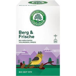 Ceai  munte &proaspat x20 plicuri Lebensbaum