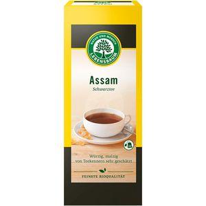 Ceai negru bio assam Lebensbaum