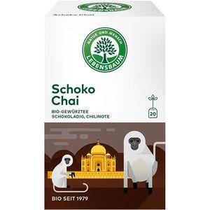 Ceai schoko chai x20 plicuri Lebensbaum