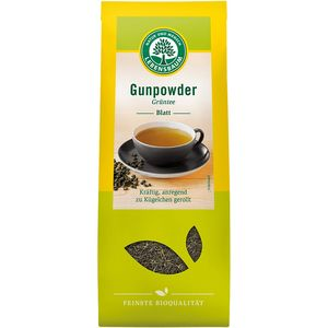 Ceai verde gunpowder china Lebensbaum