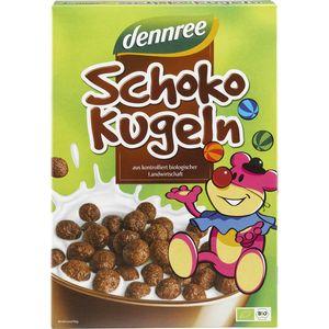 Cereale bilute cu ciocolata Dennree