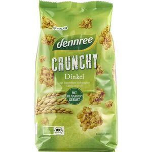 Cereale crocante din spelta Dennree