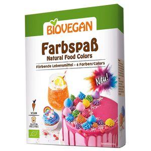 Colorant alimentar ecologic Biovegan