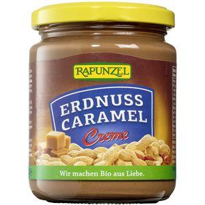 Crema bio arahide cu caramel Rapunzel
