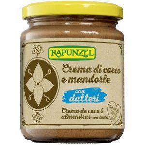 Crema bio cu cocos, migdale si curmale Rapunzel