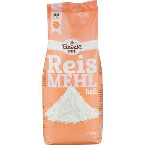 Faina alba de orez bio fara gluten Bauck Hof