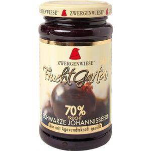 Gem de coacaze negre fara zahar indulcit cu nectar de agave Zwergenwiese