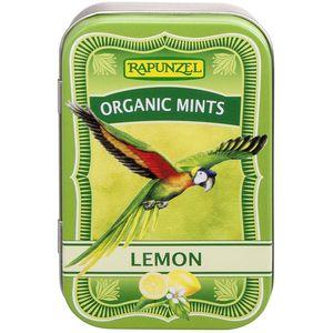 Mints - drajeuri ecologice de lămâie hih Rapunzel