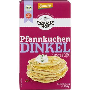 Mix de faina pentru clatite din spelta demeter Bauck Hof