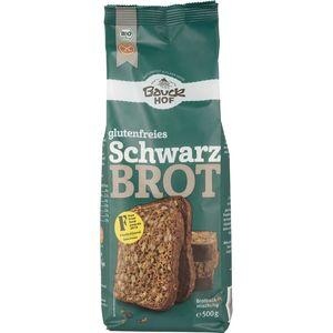 Mix de faina pentru paine neagra fara gluten Bauck Hof
