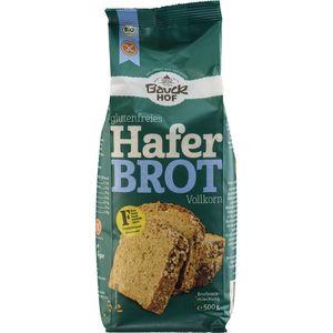 Mix pentru paine din ovaz integral fara gluten Bauck Hof