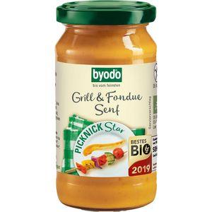 Mustar fara gluten Byodo