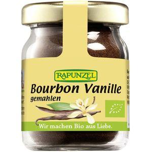 Pudra de bourbon vanilie bio macinata nop Rapunzel