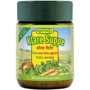 Supă clară fără drojdie Rapunzel