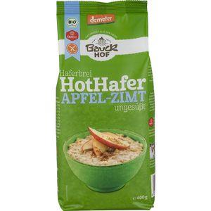 Terci de ovaz cu mere si scortisoara fara gluten Bauck Hof
