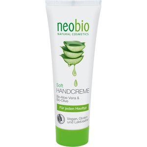 Crema de maini cu aloe vera si ulei de masline NeoBio