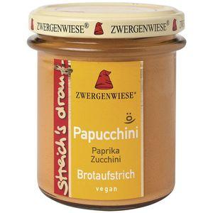Crema tartinabila vegetala papucchini cu ardei si zucchini Zwergenwiese