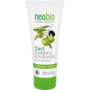 Gel de dus si sampon 2 in 1 NeoBio
