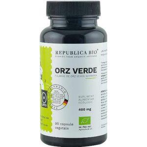 Orz verde bio Republica bio