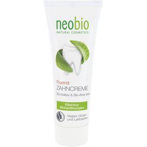 Pasta de dinti ecologica cu flour NeoBio