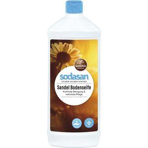 Solutie bio pentru curatat pardoseala Sodasan