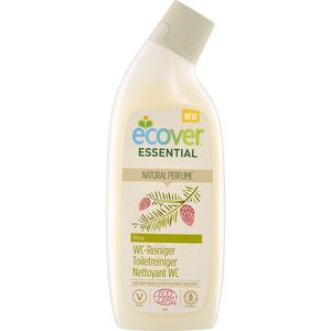 Solutie pentru curatat toaleta cu pin ecologica Ecover Essential