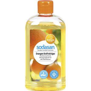 Solutie universala de curatat cu portocala Sodasan