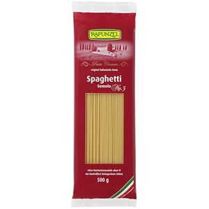 Spaghetti bio semola Rapunzel
