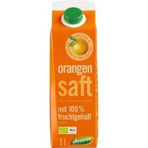 Suc de portocale din concentrat bio Dennree