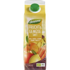 Suc galben de fructe si legume Dennree