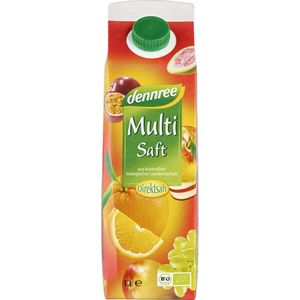 Suc multifruct ecologic Dennree