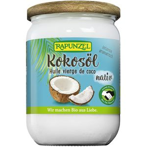 Ulei de cocos bio virgin 400g Rapunzel