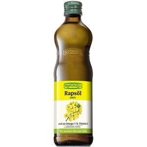 Ulei de rapita bio nativ Rapunzel