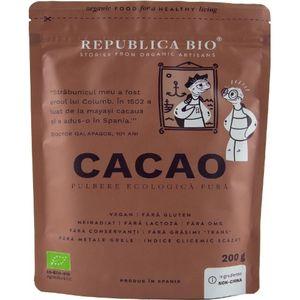 Cacao bio Republica bio