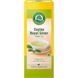 Ceai alb ceylon royal silver Lebensbaum