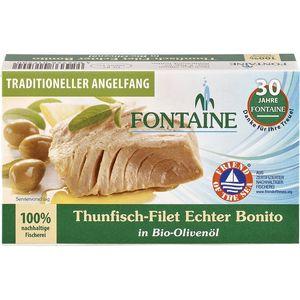 File de ton in ulei bio de masline Fontaine