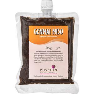 Genmai miso de orez brun nepasteurizat Ruschin
