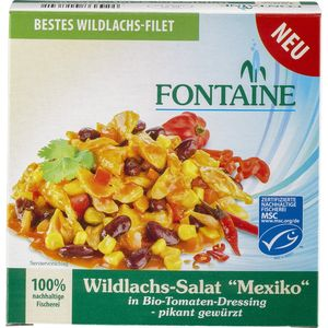 Salata de somon salbatic mexico Fontaine