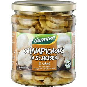 Ciuperci feliate ecologice la borcan Dennree