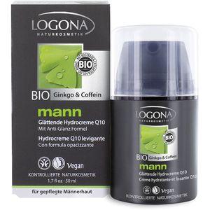 Crema bio hydrocream cu q10 pentru barbati Logona