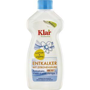 Decalcificator cu acid citric Klar