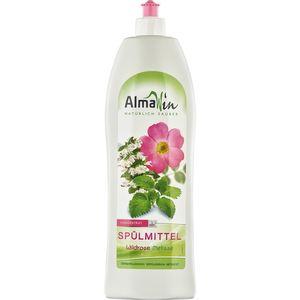 Detergent de vase cu trandafir salbatic si melisa AlmaWin