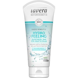 Gel de dus 2 in 1 sensitiv hydro feeling Lavera