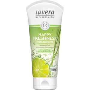 Gel de dus happy freshness Lavera